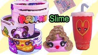 Surprise Blind Bag Slime !? Does It Work Magical Scented Craft Kit