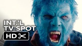 X-Men: Days of Future Past Japanese TV Spot #1 (2014) - Michael Fassbender Movie HD