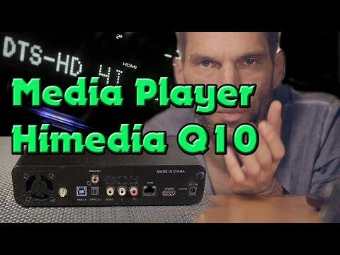 Android Media Player Murksereien II: Himedia Q10 pro