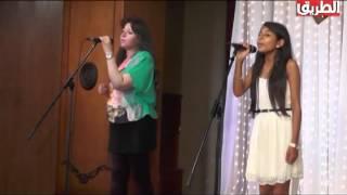 حفل مسابقة ترانيم من مسرح كنيسة الغدراء مريم والقديس يوسف بسموحة  اسكندرية