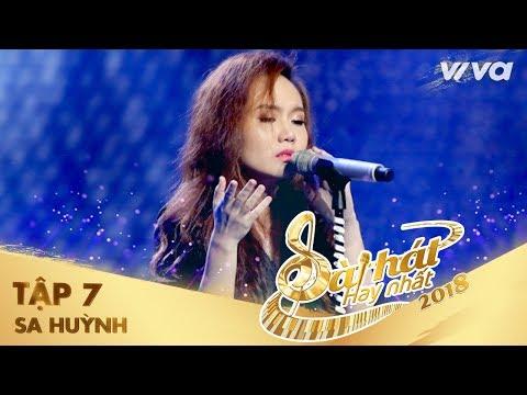 Hoạn Thư - Sa Huỳnh | Tập 7 Sing My Song - Bài Hát Hay Nhất 2018