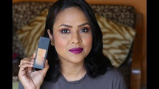 First Impression & Demo - Huda Beauty Faux Filter Foundation + Makeup Look