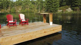 Fishing Dock and Deck | Kholo.pk
