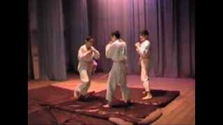 preview picture of video 'Armenian Dzissen Kempo Combat Art Federation - Show - 1998'