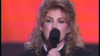 Faith Hill She's A Wild One Hot Country Jam '94