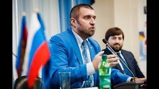 Прямая линия Дмитрия ПОТАПЕНКО