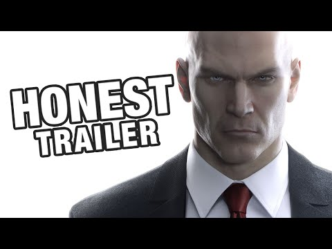 Honest Game Trailers Stealthily Assassinates The New Hitman