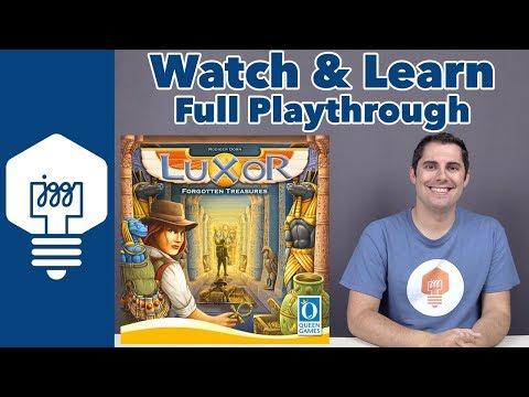 JonGetsGames - Luxor Full Playthrough