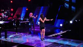 Charice I'll be waiting for you  from  David Foster And Friends   Hit Man Returns 2011 0