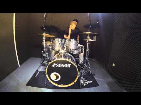Sonor Special Edition Shellset Drumset