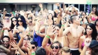 Roger Sanchez  Afrojack Poolside at Arkadia