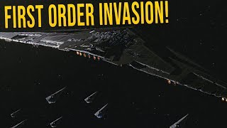FirstOrderINVASIONFLEET!-StarWarsEmpireatWar[YodenMod]