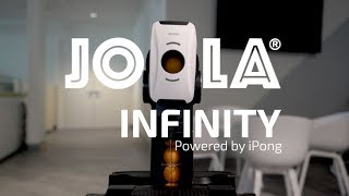 JOOLA Infinity Table Tennis Smart Robot