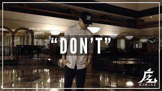Bryson Tiller - 'Don't' Choreography by @v1nh Nguyen | KINJAZ