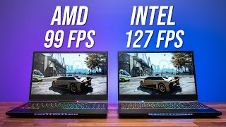 Does AMD Actually Beat Intel In Games? 5800H vs 10875H