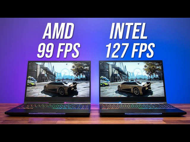 5800H vs 10875H in gaming on a laptop
