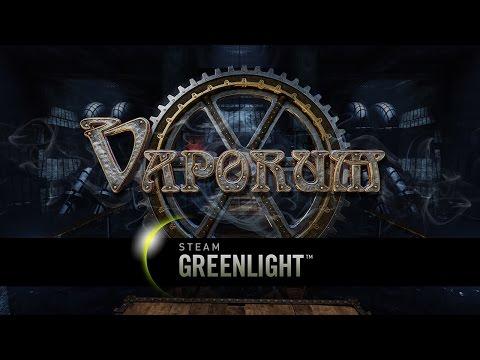 Vaporum - Greenlight Trailer thumbnail