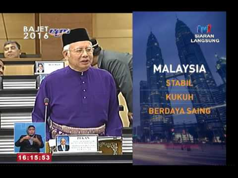 2016 Budget Presentation