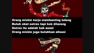Download lagu Libertaria Orang Miskin Dilarang Mabuk Feat Farid Fstvlst Mp3