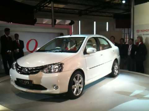 Toyota Etios ? sedan of choice
