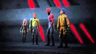 lightsaber helicopter star wars rebels season 2 (what's next Disney)