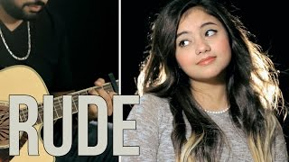 Gambar cover MAGIC! - Rude Cover by Arabish (Official Acoustic Music Video)
