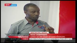BREAKING NEWS: Sports and Culture CS Hassan Wario disbands NOCK over mismanagement