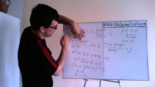 Kombinatorika - faktoriály - nerovnice