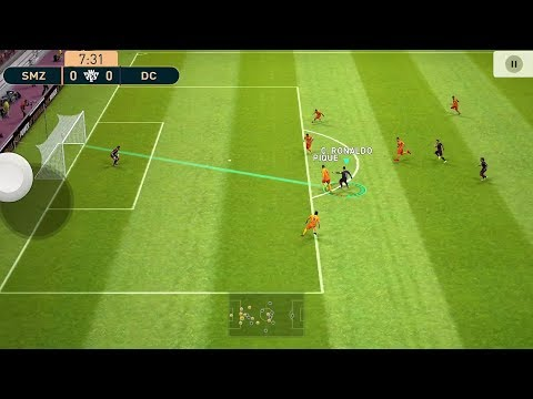 Pes Mobile 2019 / Pro Evolution Soccer / Android Gameplay #74
