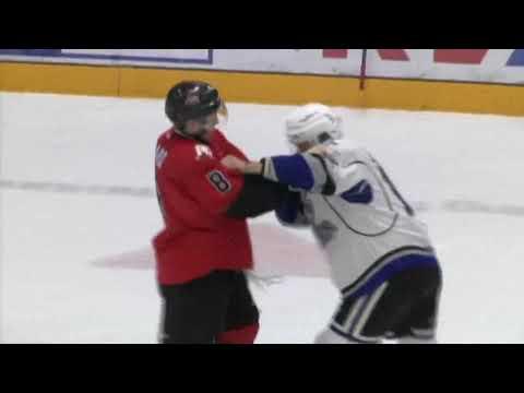 Jackson Leppard vs. D-Jay Jerome