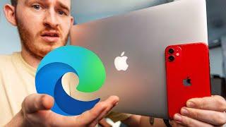 New Edge Browser for iOS and Mac OS | Microsoft Edge 2020