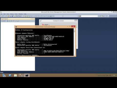 Microsoft SQL Server Exam 70-461 Tutorial   Connecting To SQL ...