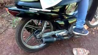 preview picture of video 'Honda wave al corte!!!'