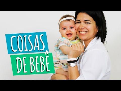 Imagem ilustrativa do vídeo: Saiba como ajudar o bebê a Sentar, Engatinhar e Andar