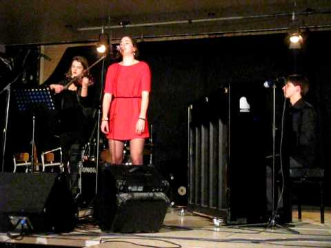 Trauma - Laura Jansen, cover by Wouter, Floor & Roos