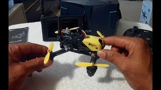 """HUBSAN H122-D STORM """"THE TOTAL FPV PACKAGE"""" FULL REVIEW!"""