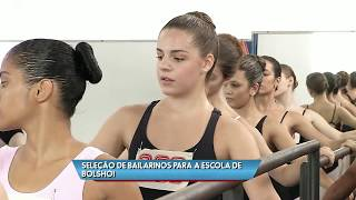 Ballet Bolshoi no Prodança