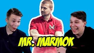 """Реакция Школьников на Mr. Marmok (""""Мармок"""", """"Баги, Приколы, Фейлы"""")"""