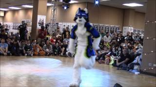 Aquarius - BLFC 2015 Fursuit Dance Competition