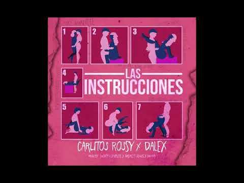 Letra Las Instrucciones Carlitos Rossy Ft Dalex