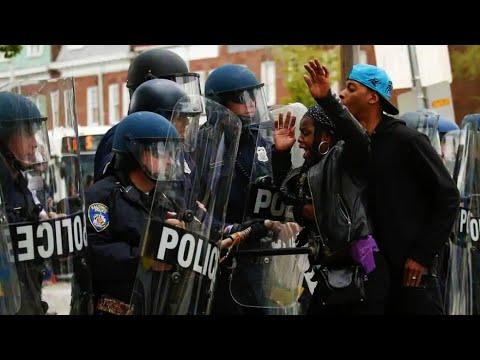 Amerika Diambang Kemusnahan! Negara Hampir Hancur Angkara Protes Besar-Besaran