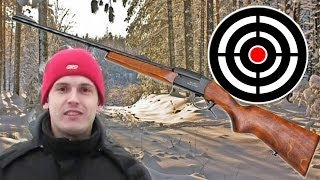 Ружьё мр 18 мн ,70 метров (Rifle MP-18 MN)
