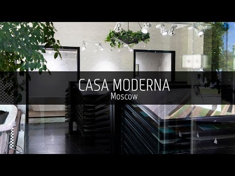 Салон Casa Moderna в Москве