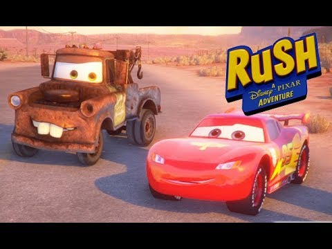 Rush: A Disney-Pixar Adventure - Cars [Fancy Drivin'] - Xbox One