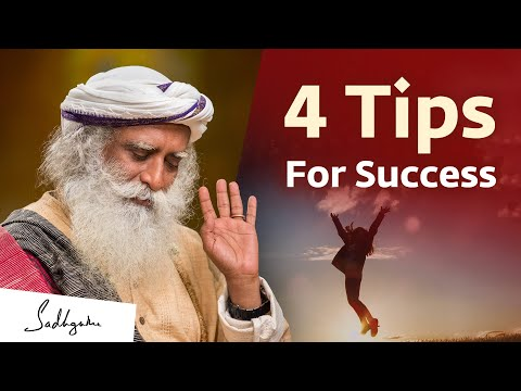 4 Tips on How to Reach Your Potential – Sadhguru Explains