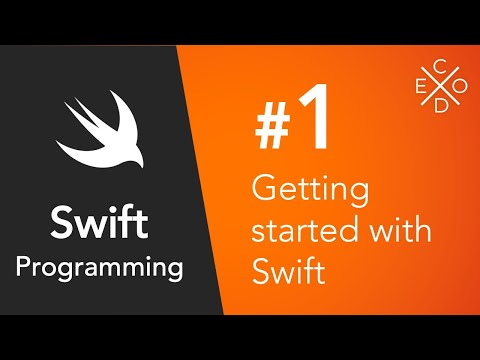 Swift 4 Programming #1 – Getting Started with Swift