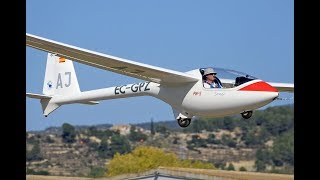 Getting Low Flying gliders sailplanes How to practice low thermals safely