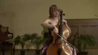 Cassadó Suite for Cello Solo - Anna Litvinenko