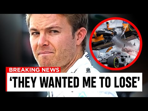 Nico Rosberg Reveals WHY He Walked Away From A $136 MILLION Contract!