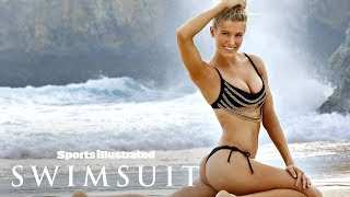 Genie Bouchard, Tennis Star, Gets Down & Dirty In Aruba | Intimates | Sports Illustrated Swimsuit